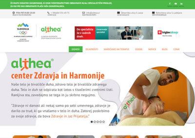 Althea Center Zdravja in Harmonije