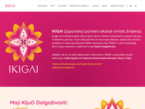 IKIGAI Nena Veber s.p.